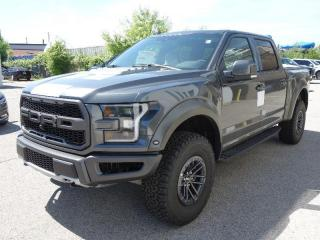 New 2020 Ford F-150 RAPTOR for sale in Oakville, ON