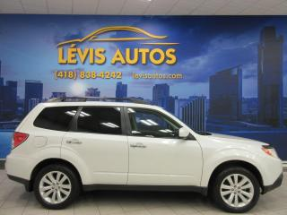 Used 2011 Subaru Forester TOURING EDITION TOIT OUVRANT BLUETOOTH ! for sale in Lévis, QC