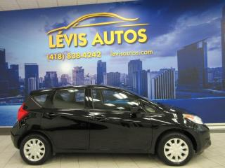 Used 2016 Nissan Versa Note 1.6S 67500KM BLUETOOTH AIR CLIMATISE BAS for sale in Lévis, QC