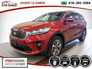 Used 2019 Kia Sorento EX* V6* AWD* TOIT PANO* CUIR* for sale in Québec, QC