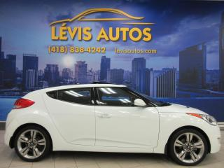 Used 2013 Hyundai Veloster TECHNOLOGIE PACKAGE GPS NAVIGATION TOIT for sale in Lévis, QC