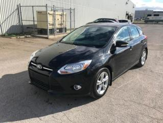 Used 2014 Ford Focus Hayon 5 portes SE for sale in Quebec, QC