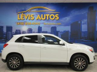 Used 2014 Mitsubishi RVR LIMITED EDITION AWD SIEGE CHAUFFANT CAME for sale in Lévis, QC