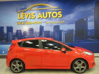 Used 2014 Ford Fiesta ST 197HP TURBO MANUEL 6 VITESSES TOUT EQ for sale in Lévis, QC