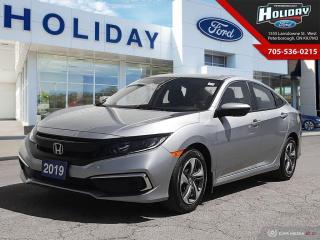 Used 2019 Honda Civic SEDAN LX for sale in Peterborough, ON