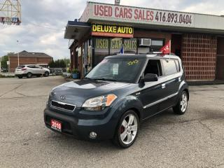 Used 2010 Kia Soul 5dr Wgn Auto 2u for sale in Etobicoke, ON