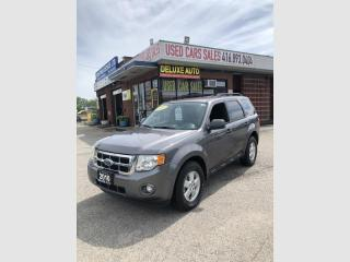 Used 2010 Ford Escape FWD 4dr XLT for sale in Etobicoke, ON