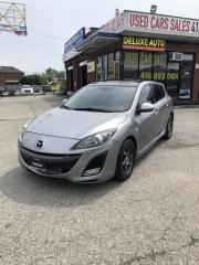 Used 2010 Mazda MAZDA3 5dr HB Man s Sport for sale in Etobicoke, ON