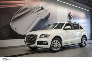 Used 2014 Audi Q5 KOMFORT - 2.0 TFSI - QUATTRO AWD for sale in Sherbrooke, QC