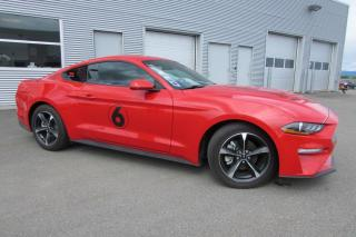 Used 2018 Ford Mustang EcoBoost à toit fuyant for sale in Montmagny, QC