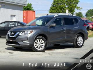 Used 2017 Nissan Rogue SV AWD + CAMÉRA + BLUETOOTH + MAGS! for sale in Magog, QC