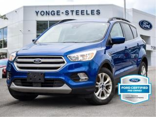 Used 2018 Ford Escape SE for sale in Thornhill, ON