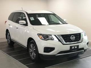 Used 2018 Nissan Pathfinder S V6 4x4 at for sale in Port Moody, BC