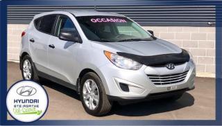 Used 2012 Hyundai Tucson Traction intégrale 4 portes, I4 boîte au for sale in Val-David, QC