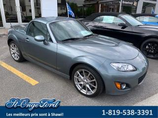 Used 2011 Mazda Miata MX-5 GT décapotable édition spéciale for sale in Shawinigan, QC