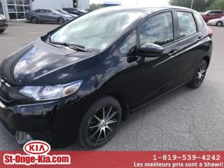 Used 2015 Honda Fit LX for sale in Shawinigan, QC