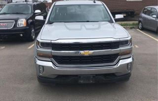 Used 2016 Chevrolet Silverado 1500 LT for sale in Oshawa, ON