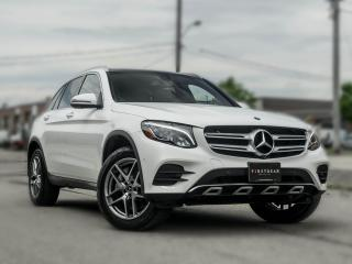 Used 2019 Mercedes-Benz GL-Class GLC 300 I PREMIUM PKG I NAV I PANOROOF I PRICE TO SELL for sale in Toronto, ON