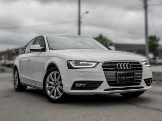 Used 2013 Audi A4 QUATTRO I GREAT CONDITION I LOW KM I PRICE TO SELL for sale in Toronto, ON