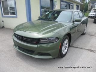 Used 2019 Dodge Charger LIKE NEW SXT EDITION 5 PASSENGER 3.6L - V6.. FACTORY WARRANTY.. TOUCH SCREEN.. BLUETOOTH SYSTEM.. BACK-UP CAMERA.. KEYLESS ENTRY & START.. for sale in Bradford, ON