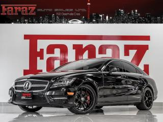 Used 2012 Mercedes-Benz CLS550 AMG|DISTRONC|B.SPOT|MASSAGE|CARBON SPOILER|FULLY LOADED for sale in North York, ON