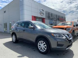 Used 2018 Nissan Rogue S for sale in Val-D'or, QC
