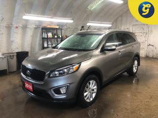 Used 2016 Kia Sorento 2.0L Turbo LX+ * Push To Start * Back-Up Camera * Power Driver Seat * Heated Seats * Cruise Control * Steering Wheel Controls * Eco/Sport Mode *  Keyl for sale in Cambridge, ON