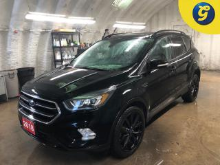 Used 2017 Ford Escape Titanium * 4WD * Navigation * Panoramic Sunroof * Trimmed Leather Seats * Blacked out Rims * Push To Start * Remote Starter * Back Up Camera *  MicroS for sale in Cambridge, ON