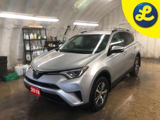 Used 2018 Toyota RAV4 LE * AWD * Back-Up Camera * SPORT/ECO drive mode * 4 wheel lock mode * Lane departure assist * Heated front * Automatic/Manual Shifting * Telescopic/t for sale in Cambridge, ON