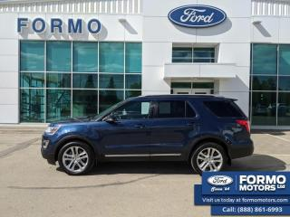 Used 2017 Ford Explorer XLT for sale in Swan River, MB