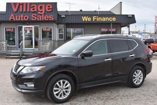 Used 2018 Nissan Rogue SV Bluetooth! Cruise Control! Panoramic Sunroof! for sale in Saskatoon, SK
