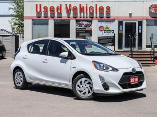 Used 2016 Toyota Prius c HYBRID HB for sale in North York, ON