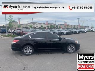 Used 2011 Honda Accord Sedan EX-L W/NAVI  - $111 B/W for sale in Ottawa, ON