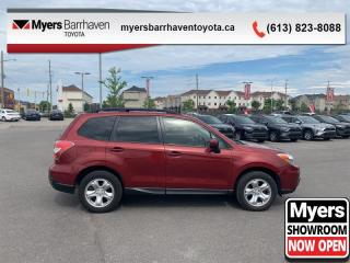 Used 2015 Subaru Forester I PZEV  - $92 B/W for sale in Ottawa, ON