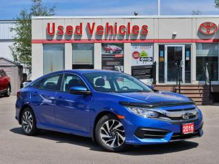 Used 2016 Honda Civic 4dr CVT EX for sale in North York, ON