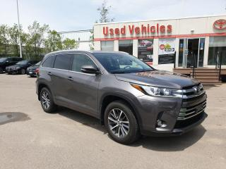 Used 2017 Toyota Highlander AWD 4DR XLE for sale in North York, ON
