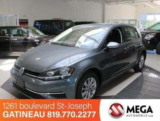 Used 2018 Volkswagen Golf TSI for sale in Gatineau, QC