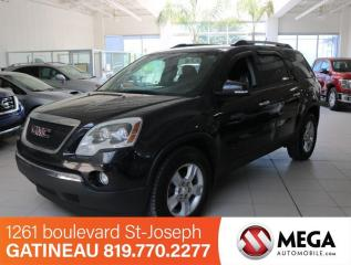 Used 2011 GMC Acadia SLE AWD for sale in Gatineau, QC
