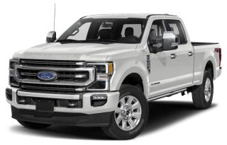 New 2020 Ford F-350 Platinum for sale in Surrey, BC