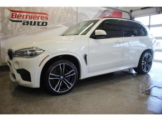 Used 2016 BMW X5 M M XDRIVE + TOIT PANO for sale in Lévis, QC