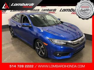 Used 2017 Honda Civic TOURING|NAVI|CUIR|TOIT| for sale in Montréal, QC