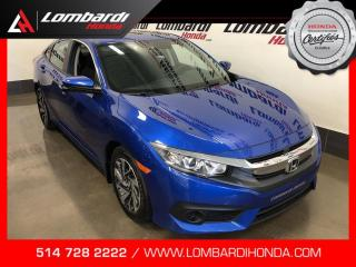 Used 2018 Honda Civic EX|AUTOMATIQUE|TOIT| for sale in Montréal, QC