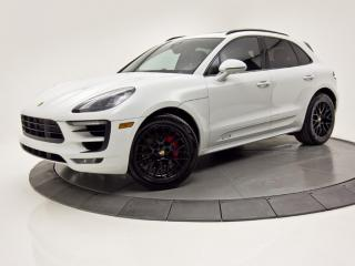 Used 2017 Porsche Macan AWD GTS NAV PREMIUM PACK CAM DE RECUL TOIT PANO for sale in Brossard, QC