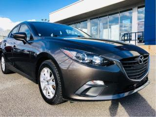 Used 2016 Mazda MAZDA3 4DR HB SPORT AUTO GS for sale in Lévis, QC