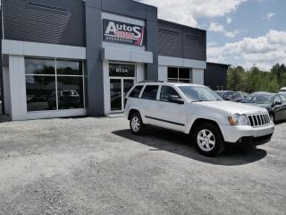 Used 2009 Jeep Grand Cherokee 4WD Laredo + BAS KILO + INSPECTÉ for sale in Sherbrooke, QC