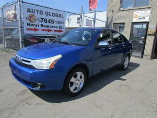 Used 2010 Ford Focus Berline 4 portes - SEL for sale in Montréal, QC