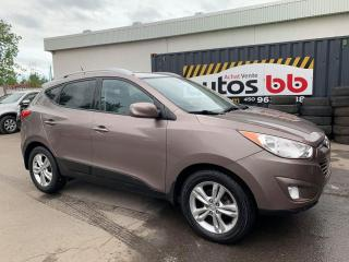 Used 2011 Hyundai Tucson for sale in Laval, QC
