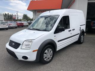 Used 2013 Ford Transit Connect 114.6  XLT w-rear door glass for sale in St-Raymond, QC