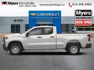 New 2020 Chevrolet Silverado 1500 Custom for sale in Kemptville, ON