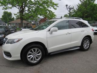 Used 2016 Acura RDX AWD TECH PKG. NAVIGATION CAMERA BOSE CUIR TOIT for sale in St-Eustache, QC